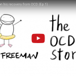 First episode of The OCD Stories podcast