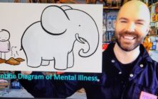 twitch tune up stream mental illness elephant screengrab